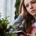 Dangers of screen time for teens