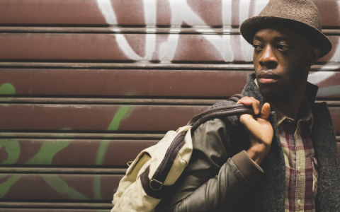 Victor Armstrong on Race, Mental Health, and How Removing Police Alone Is Not the Answer